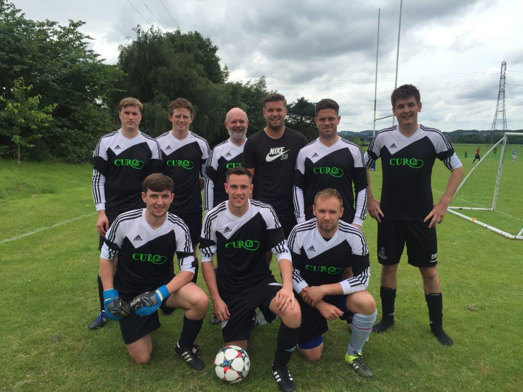 Curo Chartered Accountants football team